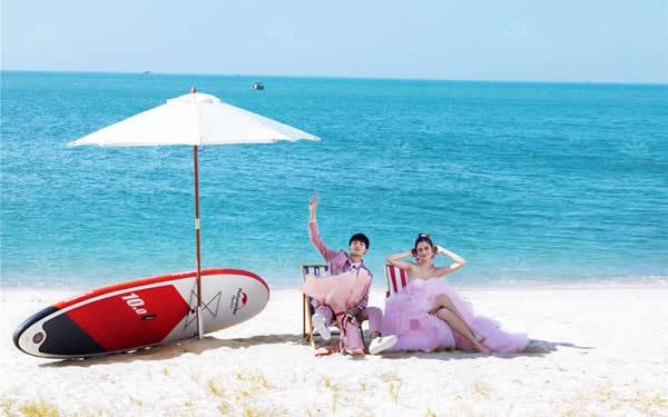 【金色米兰原创】沙滩阳光 重磅发布 海景系列