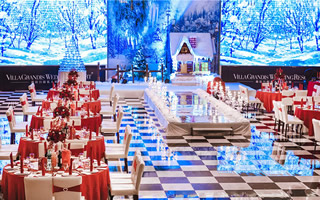 宁波薇拉宫邸私人婚礼会所
