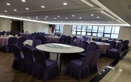 副厅 2F [ 最大12桌 · 高4.0m · 无柱 · 长方形 ·  ]