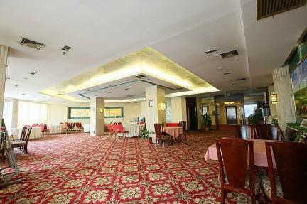 康源厅 2F [ 最大10桌 · 高2.8m · 6个柱子 · 长方形 ·  ]