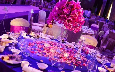 元福厅 - 婚宴摆台