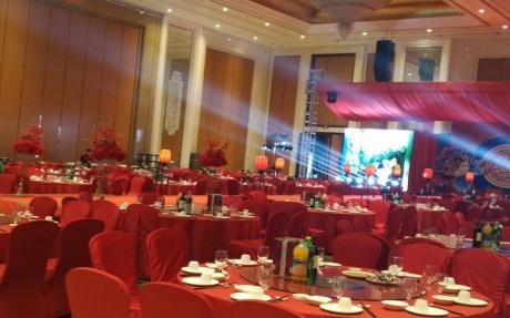 国际A厅 3F [ 最大44桌 · 高12.8m · 无柱 · 长方形 · 低消2699 ]