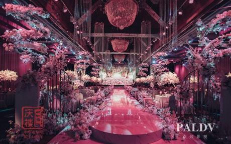 3F 黄山厅 [ 最大48桌 · 高10.0m · 无柱 · 长方形 · 低消2099 ]