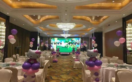 迪拜厅 3F [ 最大12桌 · 高5.5m · 无柱 · 长方形 · 低消1799 ]