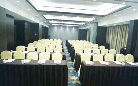梨花厅3F [ 最大14桌 · 高4.0m · 无柱 · 长方形 ·  ]