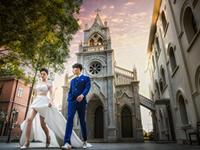 台北时尚婚纱摄影